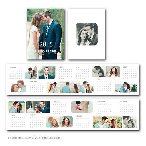 Calendar 2015 Accordion Mini Book (2.5x3