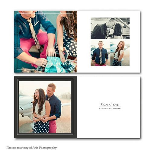 Reception Joy Album Book (12x12)