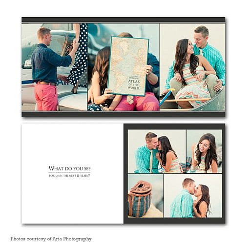 Reception Joy Album Book (12x12)