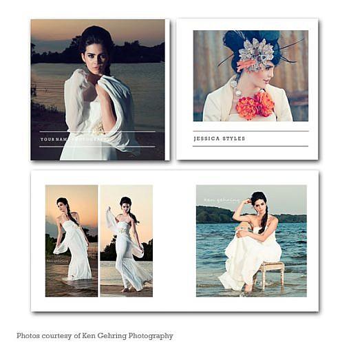 Jessica Styles 12x12 Album Book 1