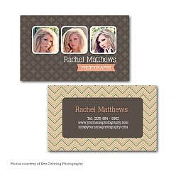 Rachel Business Card Template