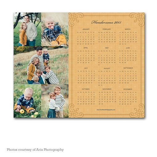Collamte Calendar Template 2015 1