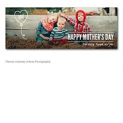 Mother's Day Joy Facebook Timeline Cover