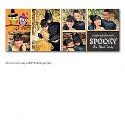 Tricks & Treats Halloween Facebook Timeline Cover