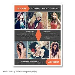 Photo Elite Flyer Template