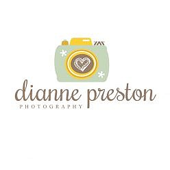 Dianne Preston Logo Template