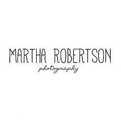Martha Robertson Logo Template