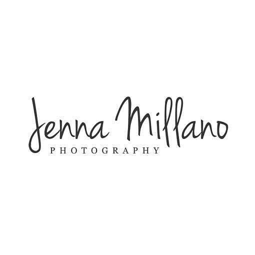 Jenna Millano Logo Template 1