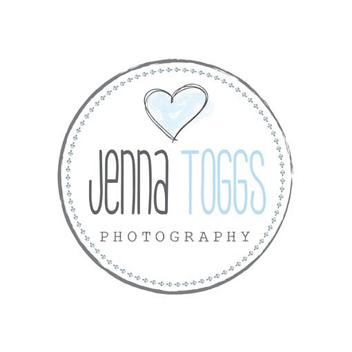 Jenna Toggs Logo Template 1