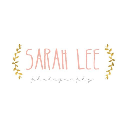 Sarah Lee Logo Template 1