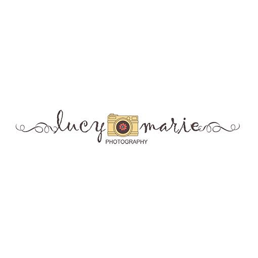 Lucy Marie Logo Template 1
