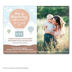 Mommy & Me Marketing Board