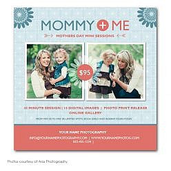 Mommy Days Marketing Board