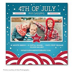 Liberty July Marketing Board