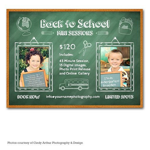 School Fun Marketing Board 1