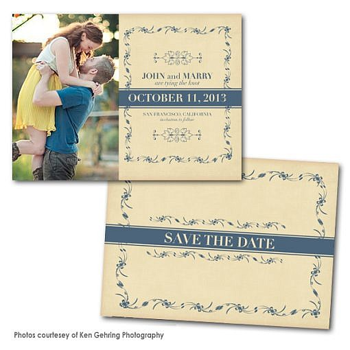Codilla Save the Date Card  1