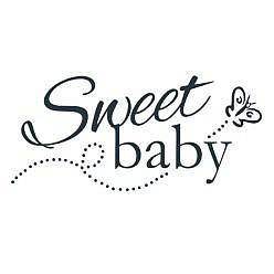 Sweet Baby Word Art