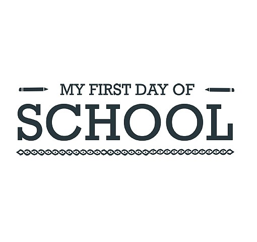 my first day at school Extracts from this document introduction autobiography i am going to write about the first day at secondary school i woke up early on a dully morning, and i was feeling nervous but.