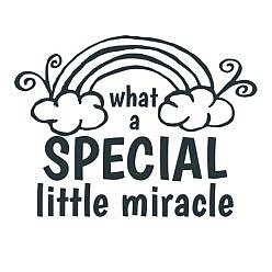 Special Miracle Word Art