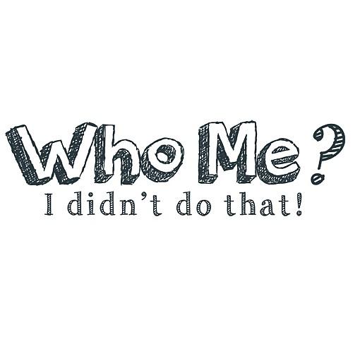 Who Me Word Art 1