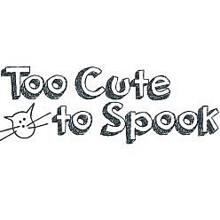Cute Spook Word Art