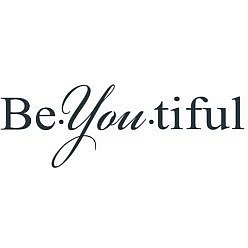 Be-You-tiful Word Art