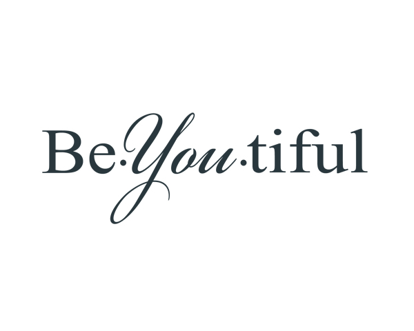 Be You Tiful Word Art