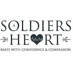 Soldiers Heart Word Art