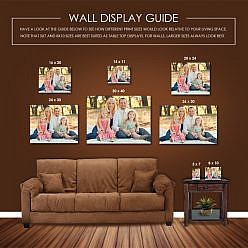 Wall Display Presentation Template