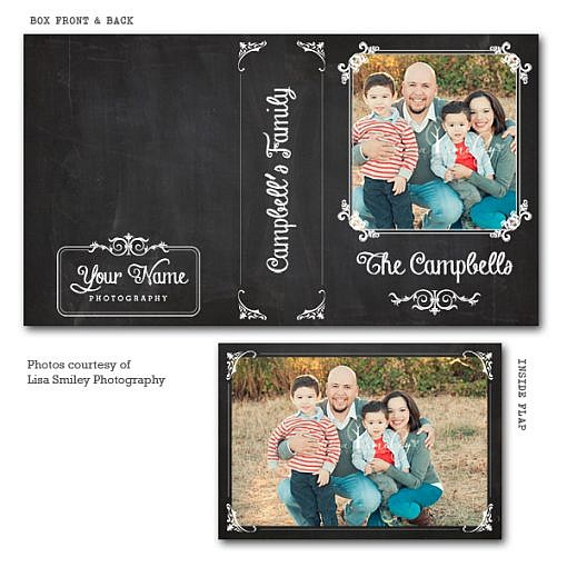 Campbella Image Box Template  1