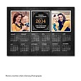 Chalky 2014 Calendar Card Template