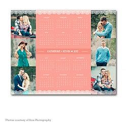 Years Forever Calendar Template 2015