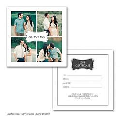Clayton Gift Certificate Template