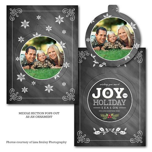 Chalky Wish Luxe Pop Card Template  1