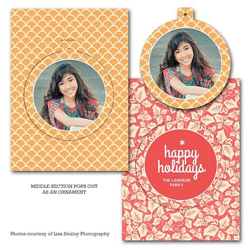 Be Joyful Luxe Pop Card Template  1