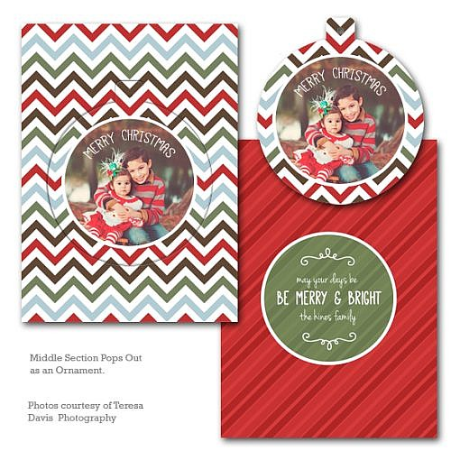 Cozy Christmas Luxe Pop Card  1