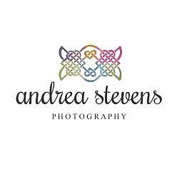 Andrea Stevens Logo Template