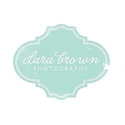 Clara Brown Logo Template