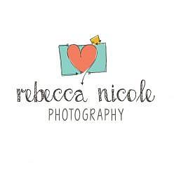 Rebecca Nicole Logo Template