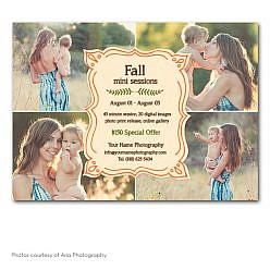 Fall Fun Marketing Board