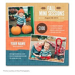 Fall Stack Marketing Board