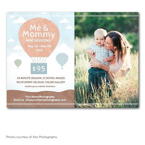 Mommy & Me Marketing Board 1