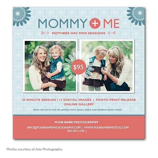 Mommy Days Marketing Board 1