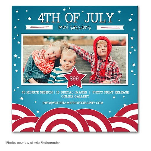 Liberty July Marketing Board 1