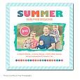 Fun Summer Marketing Board