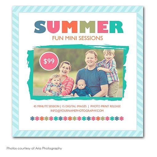 Fun Summer Marketing Board 1