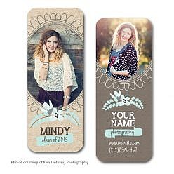 Mindy Rep Mini Card