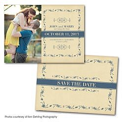 Codilla Save the Date Card