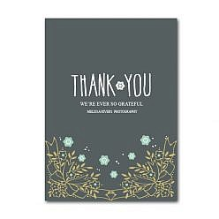 Florially Thank you Card