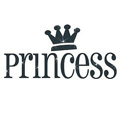 Princess Word Art